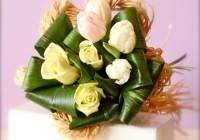 rosas e tulipas 2 - Jardim da Celeste